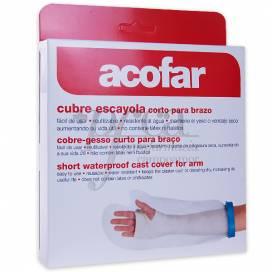ACOFAR CAST COVER FOR ARM SHORT