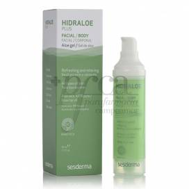 SESDERMA HIDRALOE PLUS ALOE GEL 50 ML