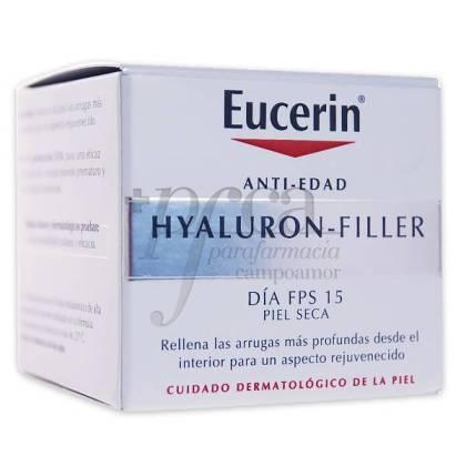 EUCERIN HYALURON-FILLER PELE SECA SPF15 20ML