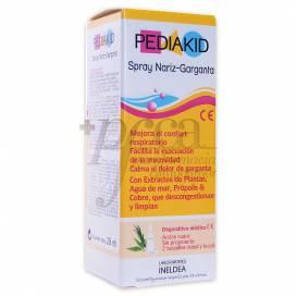 PEDIAKID NOSE-THROAT SPRAY 20 ML