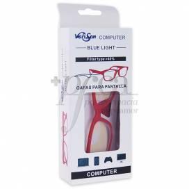 VARISAN RED COMPUTER GLASSES