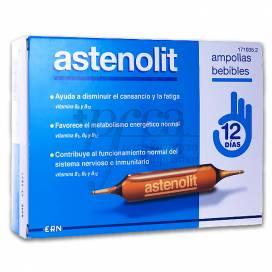 ASTENOLIT 12 TRINKBARE AMPULLEN