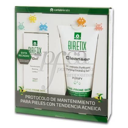 BIRETIX GEL + BIRETIX CLEANSER PROMO