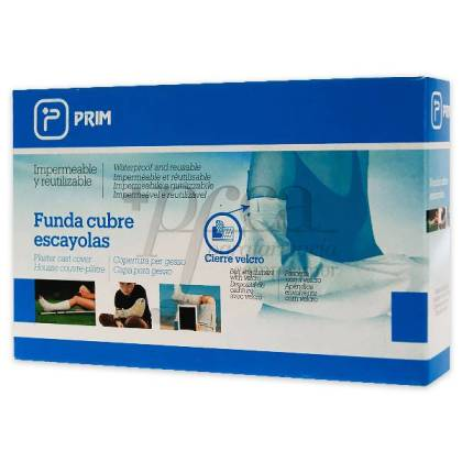 PRIM PLASTER CAST COVER SHORT LEG R.585182