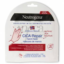 NEUTROGENA CICA-REPAIR HAND MASK 1 PAIR