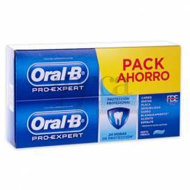 ORAL-B PRO EXPERT PROTEÇÃO PROFISSIONAL 2X100ML PROMO
