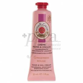 ROGER & GALLET HAND CREAM GINGEMBRE ROUGE 30ML