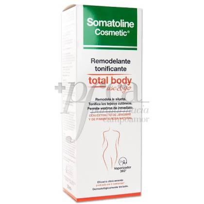 SOMATOLINE TOTAL BODY SPRAY 200ML