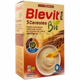 BLEVIT PLUS BIO 5 CEREAIS 250 G