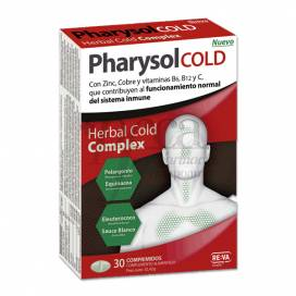 PHARYSOLCOLD 30 TABLETS