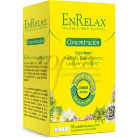 ENRELAX CONCENTRATION 15 SACHETS
