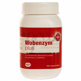 WOBENZYM PLUS 240 COMPS
