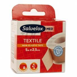 SALVELOX ADESIVO TEXTIL COR CARNE 5M X 2.5CM