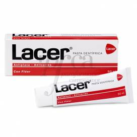 LACER FLUORIDE TOOTHPASTE 50 ML