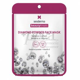 SESDERMA BEAUTYTREATS DIAMOND POWDER MASK 22 ML