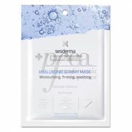 BEAUTYTREATS HYALURONIC GUMMY MASK 50 G + 5 G