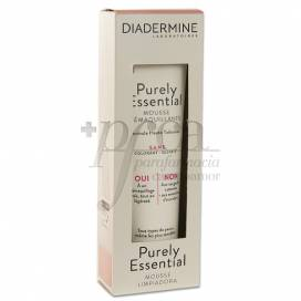 DIADERMINE PURELY ESSENTIAL CLEANSING MOUSSE