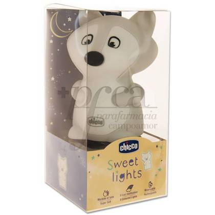 CHICCO RECHARGEABLE NIGHT LIGHT FOX PROMO
