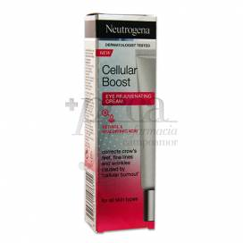 NEUTROGENA CELLULAR BOOST AUGEN CREME 15 ML