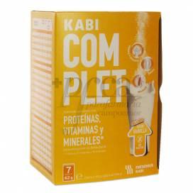 KABI COMPLET POWDER 62 G 7 VANILLA SACHETS