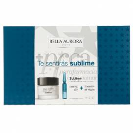 BELLA AURORA SUBLIME DIA50ML+AMPOLLAS PROMO