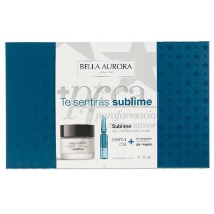 BELLA AURORA CREME 50ML+ AUGEN CREME15ML PROMO