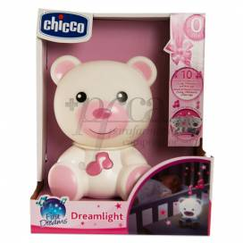 CHICCO SWEET DREAMS PINK LIGHT +0M