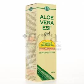 ESI ALOE VERA GEL WITH TEA TREE OIL 100 ML