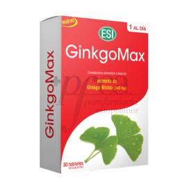 GINKGOMAX 30 TABLETS ESI
