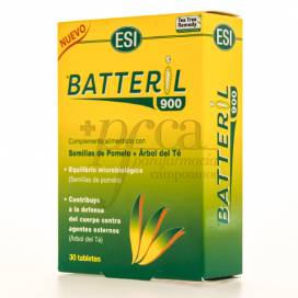 BATTERIL 900 MG 30 TABLETTEN ESI