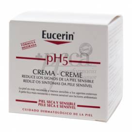 EUCERIN CREMA PIEL SENSIBLE PH5 75 ML