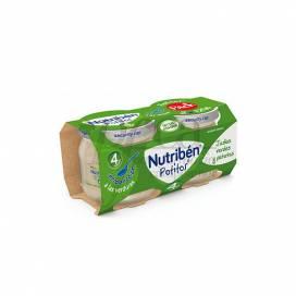 NUTRIBEN INÍCIO VEGETAIS 2X120 G