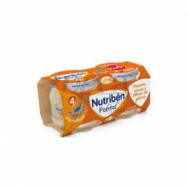 NUTRIBEN MERIENDA (MNPG) 2X120 G