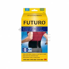 FUTURO ADJUSTABLE LUMBAR SUPPORT
