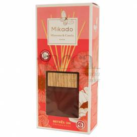 BETRES AIR FRESHENER MIKADO APLLE AND CINNAMON 50 ML