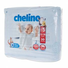CHELINO LOVE PANAL TAMANHO 5 BOLSA 30 UNIDADES
