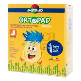 AUGENPFLASTER ORTOPAD HAPPY JUNIOR 20