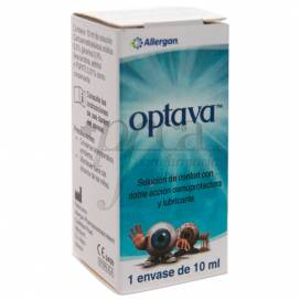 OPTAVA 5 MG/ML COLÍRIO 10ML
