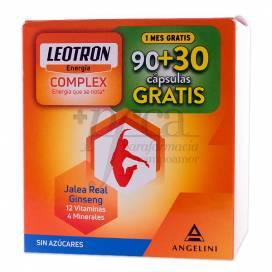 LEOTRON COMPLEX 90 + 30 CAPSULES PROMO