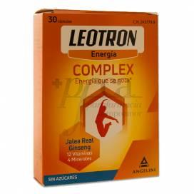 LEOTRON ENERGIA COMPLEX 30 CAPS