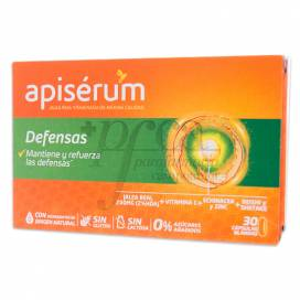 APISERUM DEFESAS 30 CÁPSULAS