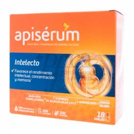 APISERUM INTELECTO 18 FRASCOS