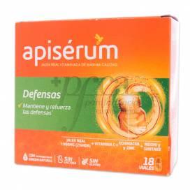 APISERUM DEFENSAS 18 FRASCOS