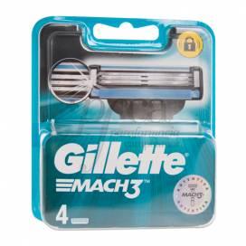 GILLETTE MACH3 RECARGAS 4 UNIDADES