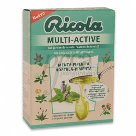 RICOLA MULTIACTIVE PEPPERMINT 51G