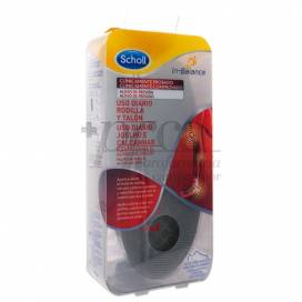 SCHOLL INSOLE DAILY USE KNEE AND HEEL SIZE L