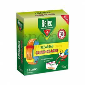 RELEC CLIK-CLACK ARMBAND ERSATZTEILE 2 EINHEITEN