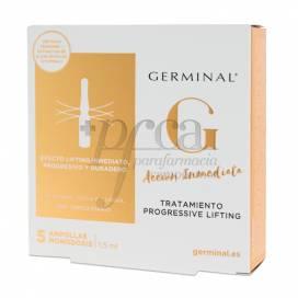 GERMINAL TRATAMENTO PROGRESSIVE 5 AMPOLAS