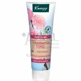 KNEIPP HAND CREAM FAVOURITE TIME 75 ML