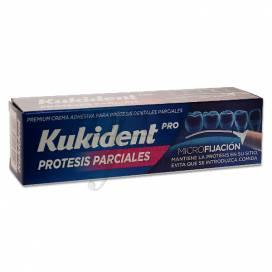KUKIDENT PRO PARCIALES MICROFIJACION CREMA 40G